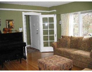 Photo 3: 281 W 49TH AV in Vancouver: Oakridge VW House for sale (Vancouver West)  : MLS®# V567269