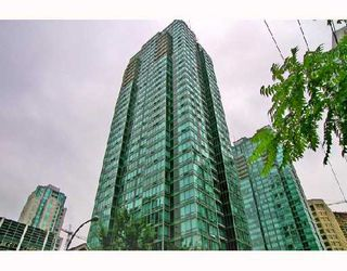 """Main Photo: 1201 1288 W GEORGIA Street in Vancouver: West End VW Condo for sale in """"RESIDENCES ON GEORGIA"""" (Vancouver West)  : MLS®# V662546"""