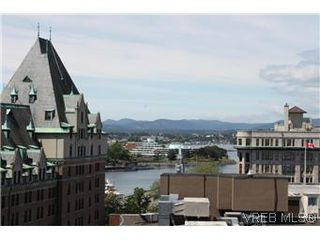 Photo 13: 1602 707 Courtney Street in VICTORIA: Vi Downtown Condo Apartment for sale (Victoria)  : MLS®# 288503