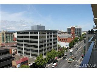 Photo 12: 1602 707 Courtney Street in VICTORIA: Vi Downtown Condo Apartment for sale (Victoria)  : MLS®# 288503
