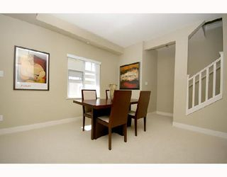 """Photo 5: 154 7388 MACPHERSON Avenue in Burnaby: Metrotown Townhouse for sale in """"ACACIA GARDENS"""" (Burnaby South)  : MLS®# V666293"""