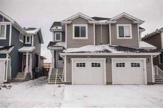Photo 29: 353 SIMMONDS Way: Leduc House Half Duplex for sale : MLS®# E4178390