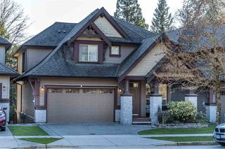 "Main Photo: 1205 BURKEMONT Place in Coquitlam: Burke Mountain House for sale in ""BURKE MTN"" : MLS®# R2437261"