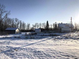 Photo 29: 25404 TWP RD 610: Rural Westlock County House for sale : MLS®# E4191854