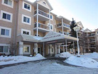 Main Photo: 123 10511 42 Avenue NW in Edmonton: Zone 16 Condo for sale : MLS®# E4192120
