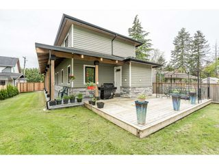 Photo 19: 1 23165 OLD YALE Road in Langley: Campbell Valley House for sale : MLS®# R2454342