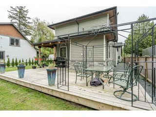Photo 29: 1 23165 OLD YALE Road in Langley: Campbell Valley House for sale : MLS®# R2454342