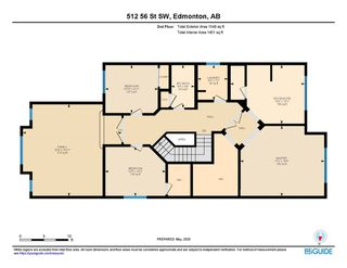 Photo 44: 512 56 Street in Edmonton: Zone 53 House for sale : MLS®# E4197080