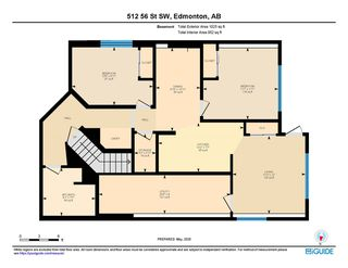 Photo 45: 512 56 Street in Edmonton: Zone 53 House for sale : MLS®# E4197080