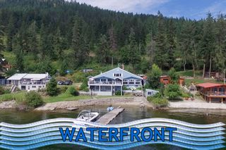 Main Photo: 1029 Little Shuswap Lake Road in Chase: House for sale : MLS®# 10213557