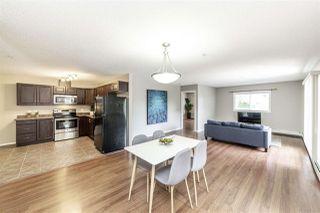 Photo 1: 102 9910 107 Street: Morinville Condo for sale : MLS®# E4216350