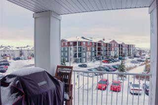 Photo 13: 317 920 156 Street NW in Edmonton: Zone 14 Condo for sale : MLS®# E4221089