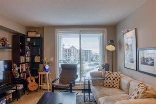 Photo 3: 317 920 156 Street NW in Edmonton: Zone 14 Condo for sale : MLS®# E4221089