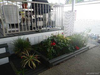 Photo 23: 30 658 Alderwood Dr in : Du Ladysmith Manufactured Home for sale (Duncan)  : MLS®# 861092