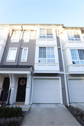 "Photo 1: 88 8476 207A Street in Langley: Willoughby Heights Townhouse for sale in ""YORK BY MOSAIC"" : MLS®# R2528670"