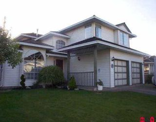 """Photo 1: 8947 157TH ST in Surrey: Fleetwood Tynehead House for sale in """"FLEETWOOD"""" : MLS®# F2609287"""