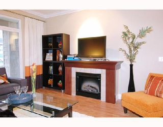 "Photo 3: 305 12268 224TH Street in Maple_Ridge: East Central Condo for sale in ""STONEGATE"" (Maple Ridge)  : MLS®# V701629"