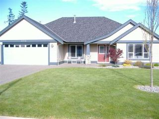 Photo 1: 656 OLYMPIC DRIVE in COMOX: Residential Detached for sale : MLS®# 254919
