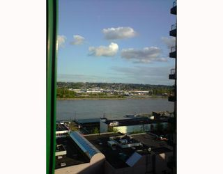 Photo 7: 803 410 CARNARVON Street in New_Westminster: Downtown NW Condo for sale (New Westminster)  : MLS®# V715954
