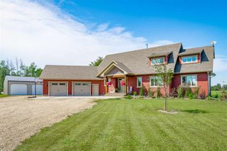 Main Photo: 27128 TWP RD 511: Rural Parkland County House for sale : MLS®# E4166977