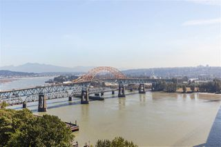 "Photo 2: 1504 125 COLUMBIA Street in New Westminster: Downtown NW Condo for sale in ""Northbank"" : MLS®# R2401099"