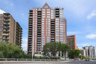 Photo 1: 505 9020 JASPER Avenue in Edmonton: Zone 13 Condo for sale : MLS®# E4180633