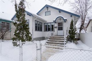 Photo 1: 336 Burrows Avenue in Winnipeg: Residential for sale (4A)  : MLS®# 202002418