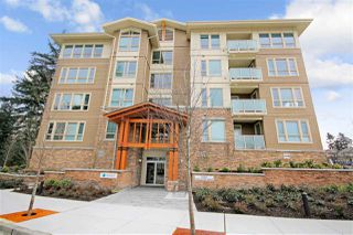 """Main Photo: 407 8360 DELSOM Way in Delta: Nordel Condo for sale in """"THE RESIDENCES"""" (N. Delta)  : MLS®# R2440634"""