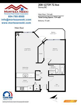 Photo 24: 208 12739 72 Avenue in Surrey: West Newton Condo for sale : MLS®# R2458191