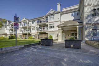 Photo 1: 208 12739 72 Avenue in Surrey: West Newton Condo for sale : MLS®# R2458191