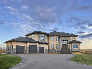 Photo 1: 207 Riverview Way: Rural Sturgeon County House for sale : MLS®# E4198886