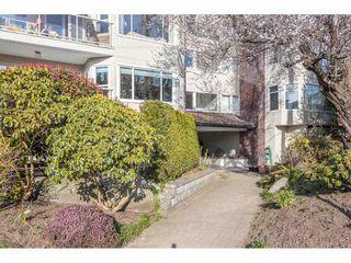 "Photo 1: 405 1225 MERKLIN Street: White Rock Condo for sale in ""Englesea Manor 11"" (South Surrey White Rock)  : MLS®# R2478567"