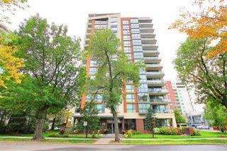 Photo 3: 1501 10046 117 Street NW in Edmonton: Zone 12 Condo for sale : MLS®# E4214352