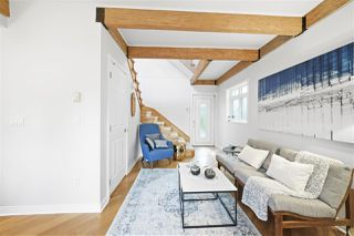 Photo 2: 3483 W 8TH Avenue in Vancouver: Kitsilano House 1/2 Duplex for sale (Vancouver West)  : MLS®# R2505656