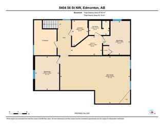 Photo 44: 8404 56 Street in Edmonton: Zone 18 House for sale : MLS®# E4223728