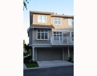 "Photo 10: 89 7288 HEATHER Street in Richmond: McLennan North Townhouse for sale in ""BARRINGTON WALK"" : MLS®# V650209"