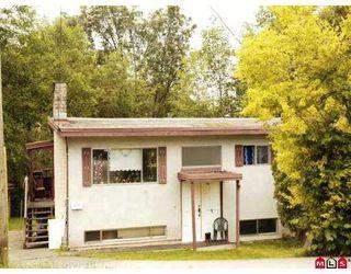 Main Photo: 11335 GLEN AVON Drive in Surrey: Bolivar Heights 1/2 Duplex for sale (North Surrey)  : MLS®# F2715856