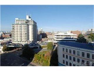 Photo 9: 1002 751 Fairfield Road in VICTORIA: Vi Downtown Condo Apartment for sale (Victoria)  : MLS®# 289320