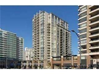 Photo 1: 1002 751 Fairfield Road in VICTORIA: Vi Downtown Condo Apartment for sale (Victoria)  : MLS®# 289320