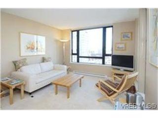 Photo 2: 1002 751 Fairfield Road in VICTORIA: Vi Downtown Condo Apartment for sale (Victoria)  : MLS®# 289320