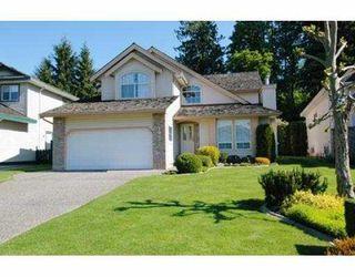 Photo 1: 10429 TAMARACK Crescent in Maple_Ridge: Albion House for sale (Maple Ridge)  : MLS®# V660666