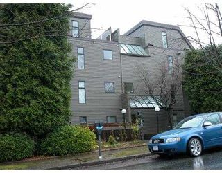 "Photo 1: 204 2001 BALSAM Street in Vancouver: Kitsilano Condo for sale in ""BALSAM MEWS"" (Vancouver West)  : MLS®# V679890"