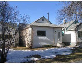 Photo 1: 43 FIFTH Avenue in WINNIPEG: St Vital Residential for sale (South East Winnipeg)  : MLS®# 2804839