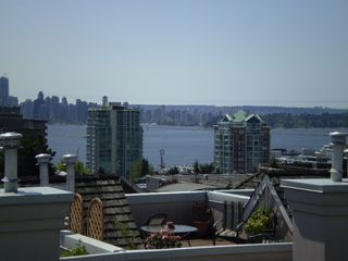 Photo 3: # 104 225 E 6th Street in North Vancouver: Lower Lonsdale Townhouse for sale : MLS®# V709789