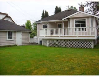 Photo 14: 2121 LONDON Street in New_Westminster: VNWCH House for sale (New Westminster)  : MLS®# V713566