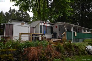Photo 1: 131 2500 Florence Lake Rd in VICTORIA: La Florence Lake Manufactured Home for sale (Langford)  : MLS®# 822976