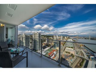 "Photo 17: 3201 908 QUAYSIDE Drive in New Westminster: Quay Condo for sale in ""RIVERSKY 1"" : MLS®# R2407738"