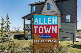 Photo 30: 76 16903 68 Street in Edmonton: Zone 28 Townhouse for sale : MLS®# E4174827