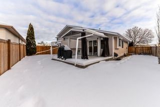 Photo 38: 14704 35 Street in Edmonton: Zone 35 House for sale : MLS®# E4186585