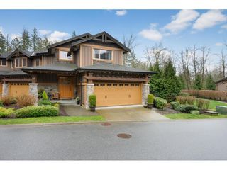 "Main Photo: 51 24185 106B Avenue in Maple Ridge: Albion Townhouse for sale in ""TRAILS EDGE"" : MLS®# R2440879"